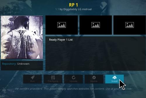 How To Install RP1 Kodi Addon Step 18