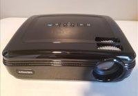 Review Alfawise X 3200 Lumens HD 1080P 4K Smart Projector