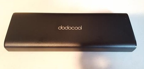 Review DodoCool 20100mAh 45W PD Type-C Portable Charging Bank