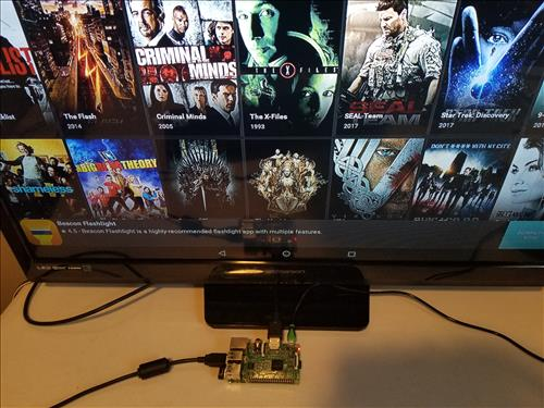 How To Install the Android Operating System To a Raspberry Pi 3 Terrarium TV