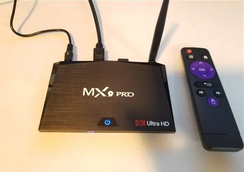 Review: MX9 PRO Android TV Box RK3328 CPU 4GB RAM | WirelesSHack