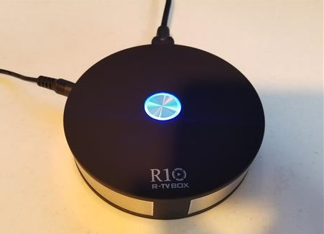 Review R10 R-TV BOX RK3328 4GB RAM 4K Android