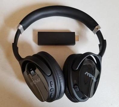 Best Fire TV Stick Bluetooth Headphones Mpow H5