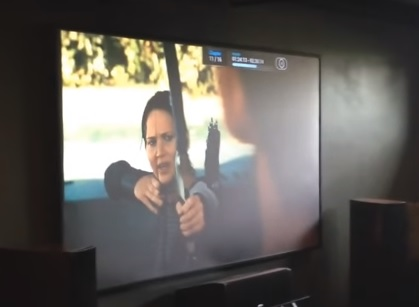 Best Home Theater Projector Screen 2018