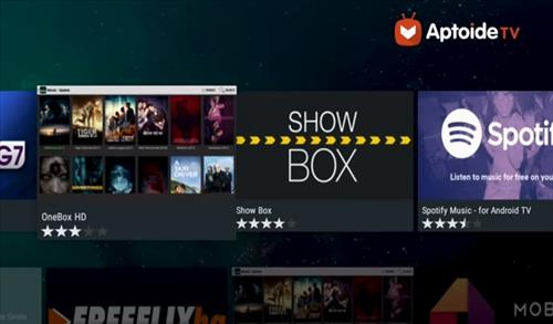 How To Install Aptoide TV on an Android TV Box