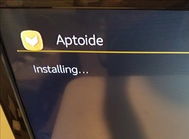 How To Install Aptoide TV to an Amazon Fire TV Stick Step 1919