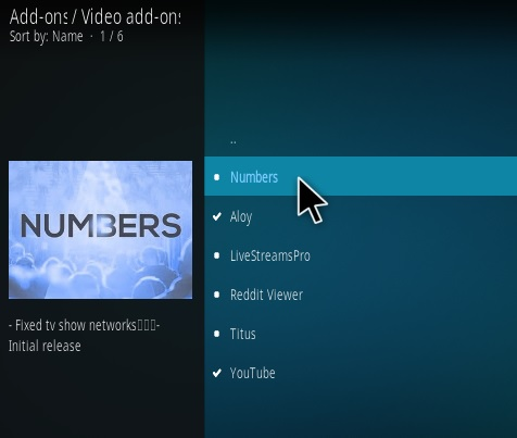 How To Install Number Kodi Addon Step 17