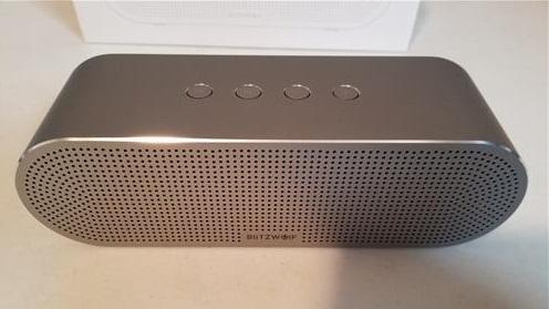 Review Blitzwolf BW-AS1 Bluetooth Speaker