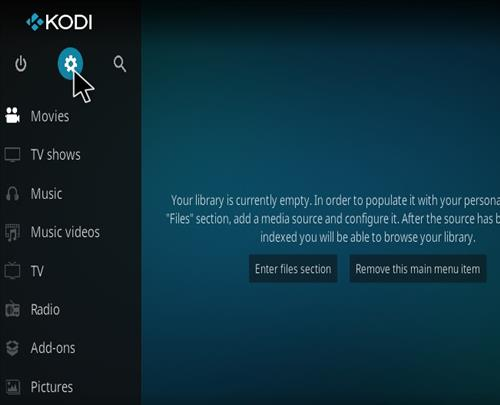 How To Install 4K Colors Loaded or Lite Kodi 18 Leia Builds Step 1