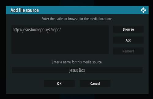 How To Install 4K Colors Loaded or Lite Kodi 18 Leia Builds Step 5