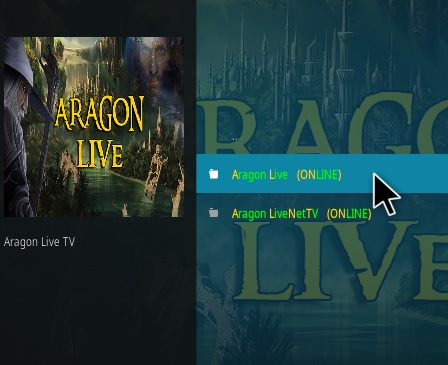 How To Install Aragon Live Kodi Addon Overview