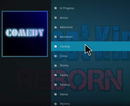 How To Install Boxset Kings Reborn Kodi Addon Overview