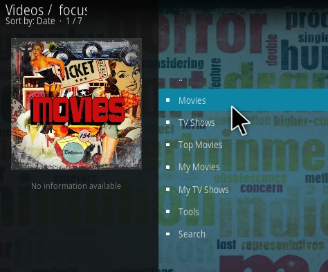 How To Install FOCUS Kodi Addon Overview