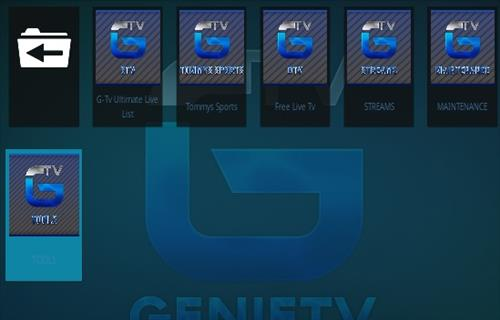 How To Install GENIETV Kodi Addon Overview