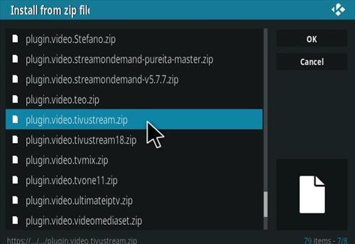 How To Install IPTV Tivo Stream Kodi Addon Step 13