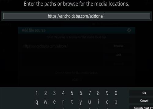 How To Install IPTV Tivo Stream Kodi Addon Step 5