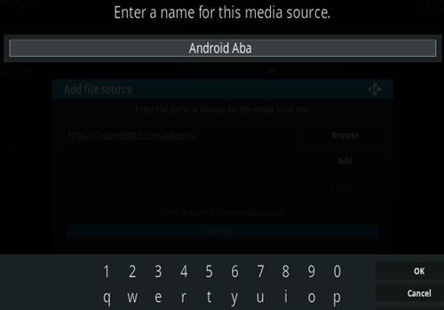 How To Install IPTV Tivo Stream Kodi Addon Step 6