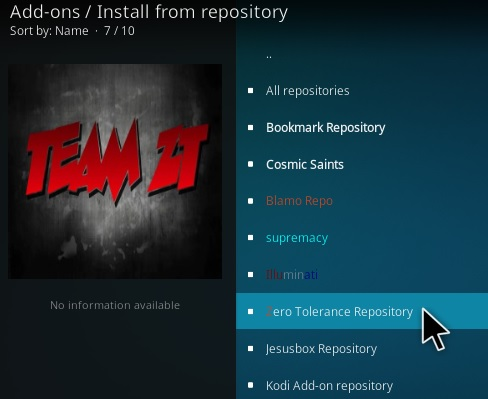 How To Install Nanook Kodi Addon Step 15