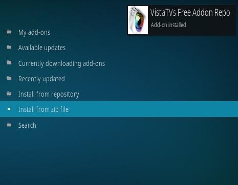 How To Install Slartibartfast Kodi Addon Step 13