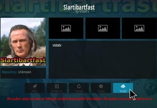 How To Install Slartibartfast Kodi Addon Step 18
