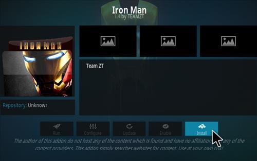How to Install Iron Man Kodi Addon New 51 Step 18