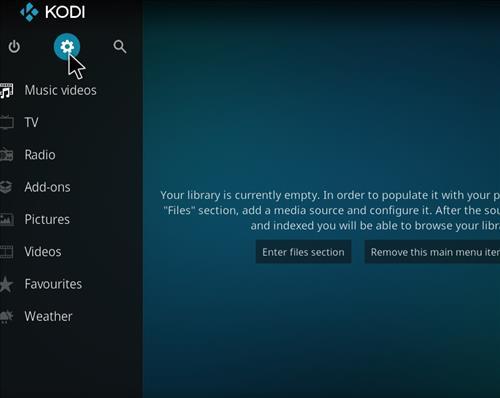How to Install Mancave Tech Streams Kodi Add-on 1