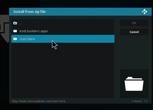 How to Install Mancave Tech Streams Kodi Add-on 12
