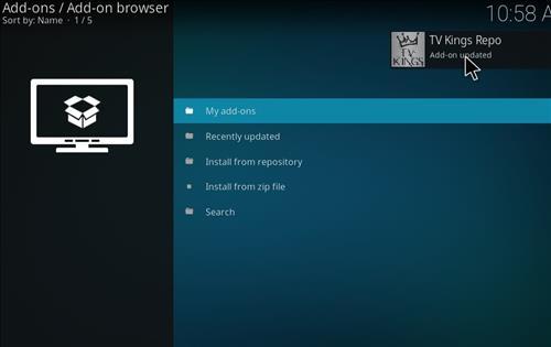How to Install Mancave Tech Streams Kodi Add-on 14