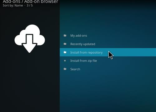 How to Install Mancave Tech Streams Kodi Add-on 15