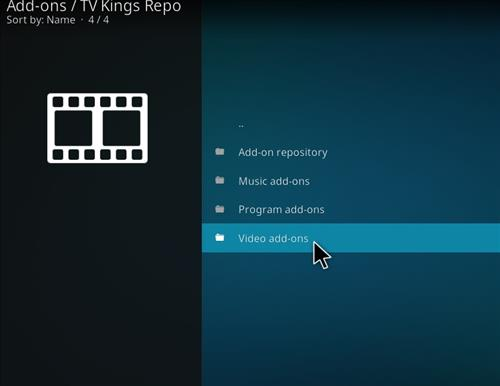 How to Install Mancave Tech Streams Kodi Add-on 17