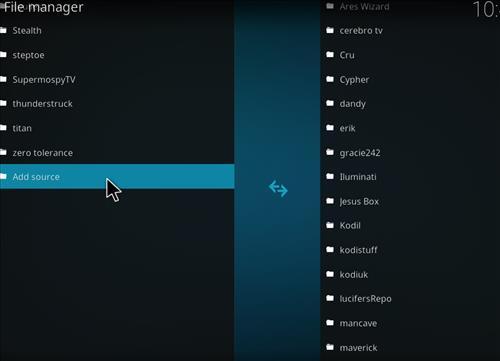 How to Install Mancave Tech Streams Kodi Add-on 3