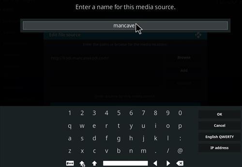 How to Install Mancave Tech Streams Kodi Add-on 6