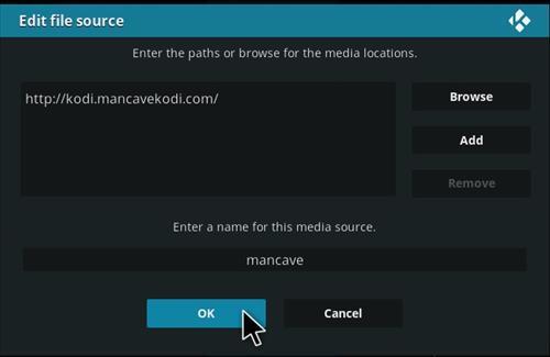 How to Install Mancave Tech Streams Kodi Add-on 7