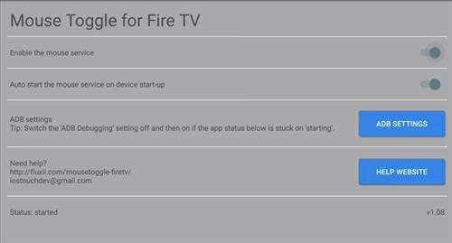 How to Install Mouse Toggle to a Fire TV Stick Step 19