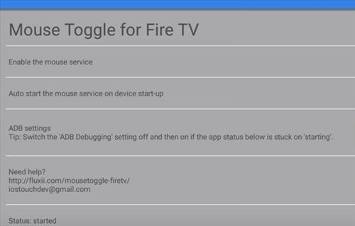 How to Install Mouse Toggle to a Fire TV Stick