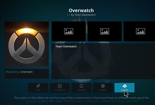 How to Install Overwatch Kodi Add-on step 18