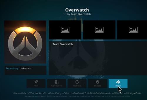 How to Install Overwatch Kodi Add-on step 18
