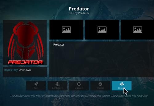 How to Install Predator Kodi Add-on 18