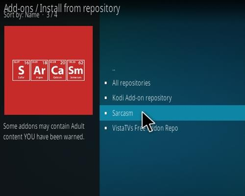 How to Install YD Kodi Add-on Step 15