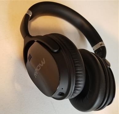 Review Mpow H5 Active Noise Cancelling Bluetooth Headphones Overview