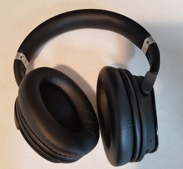 Review Mpow H5 Active Noise Cancelling Bluetooth Headphones Themselves