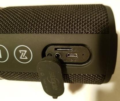 Review Sbode M400 Portable Waterproof Bluetooth Speaker Power