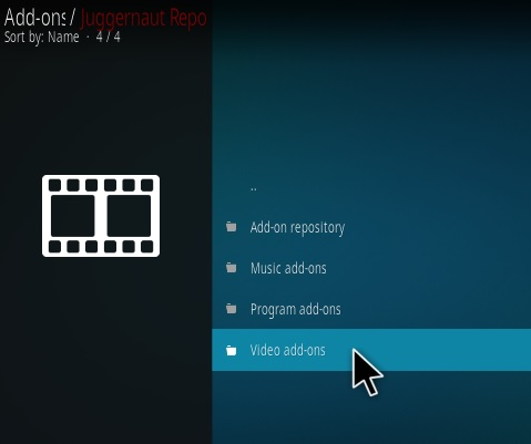 Steps To Install Crow Kodi Addon Step 17