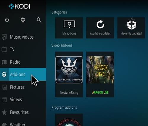 Using Kodi With an Android TV Box 1