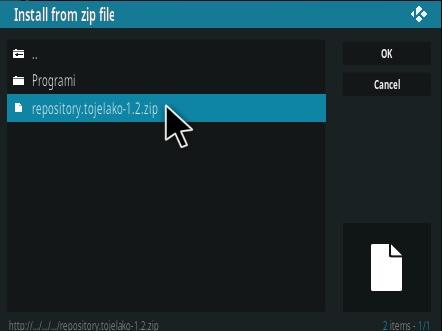 How To Install Don TV Kodi Addon Step 12