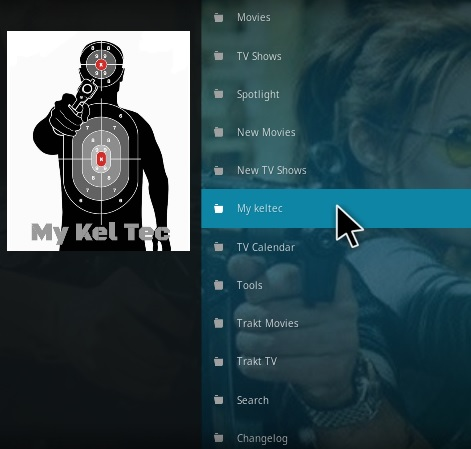 How To Install KEL TEC Kodi Addon Overview