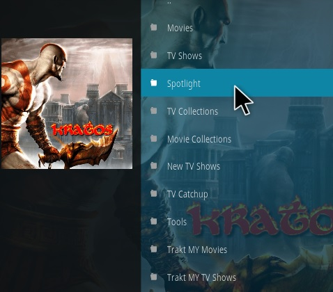 How To Install Kratos Kodi Addon Overview
