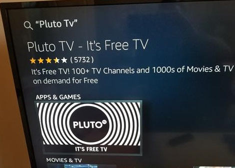 How To Install Pluto TV to an Amazon Fire TV Stick Step 3