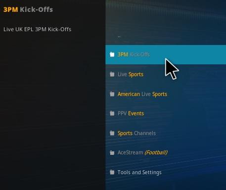 How To Install Sports Matrix Kodi Addon Overview