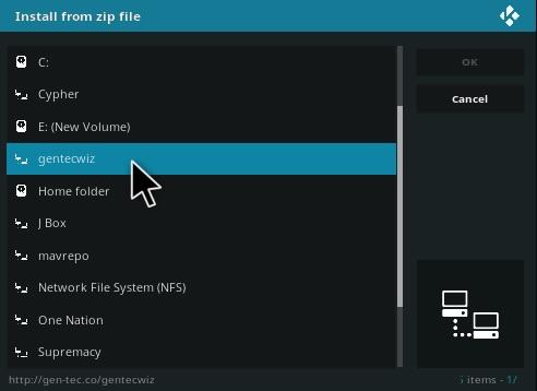 How To Install StarTec Modbro Kodi Addon Step 11